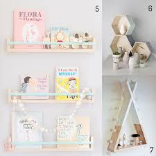 bricolage chambre bébé 4 idées d étagères pour chambre d enfant