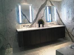 Led Illuminated Bathroom Mirror Cabinet by Best Benefits Backlit Bathroom Mirror Inspiration Home Designs