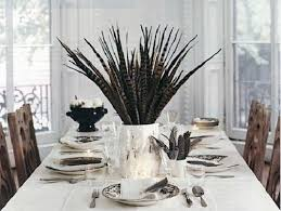 table setting beautiful and style
