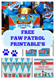 20 paw patrol party ideas signing