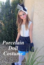 Doll Dress Halloween Costume Halloween Costume Porcelain Doll U2013 Drama Queen Seams