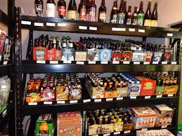 Liquor Store Shelving by What Is Beer Cave Shelving Handy Store Fixtures