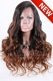 a side part with long hair and a swoop and a cross long style brown ombre color thick wavy hair 4 5 deep c side part