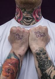 maserati logo tattoo scotland yes no vote the quirky side of the scottish independence