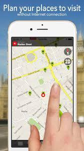 Offline Map Melbourne Offline Map Navigator And Guide By App Makers Srl