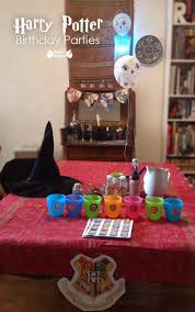 harry potter birthday parties printables papier bonbon