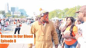 browns in our blood episode 8 cleveland browns football vlog youtube