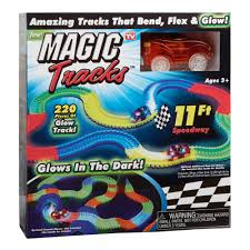 as seen on tv light up track as seen on tv 11 magic tracks light up speedway christmas tree