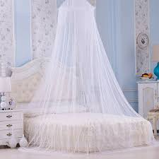 Bed Canopy Bedroom Lace Bed Canopy Mosquito Net Curtain Dome