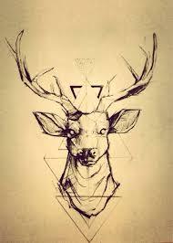 bourgeois bohemianism for steve deer skull