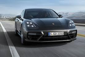 Porsche Panamera Modified - 2017 porsche panamera turbo fastest luxury sedan in the world