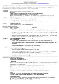 How To Get My Resume Noticed Online by What Do Recruiters Look For In A Resumé At First Glance Quora