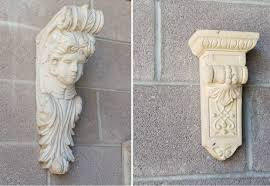 Large Wooden Corbels Decor Large Corbels And Brackets Corbel Wood Corbels