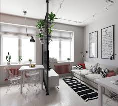 applying these 3 small apartment designs with a beautiful and