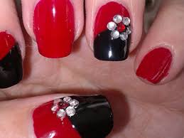 nail art design in red always in style 2017 2018 nails in pics