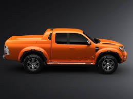 Ford Ranger Pickup Truck - ford ranger max concept pickup truck premieres at thailand auto show