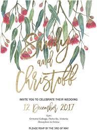 floral wedding invitations wedding invites u0026 cards