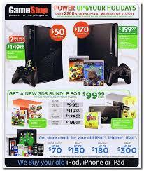 xbox 360 black friday black friday ads 2011 gamestop ad leaked techeblog