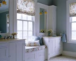 Two Vanity Bathroom Designs by Decorating Bath Vanities Traditional Home
