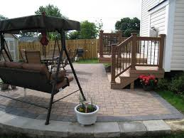 Patio Design Ideas For Small Backyards by Marvellous Deck And Patio Ideas For Small Backyards Images Inside