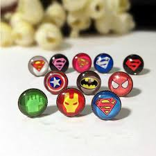 superman earrings best superman stud earrings photos 2017 blue maize