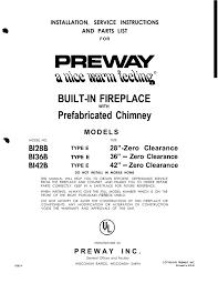 preway b1128b b136b b142b