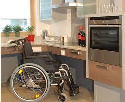 barrierefreie küche planungsgrundlagen barrierefreie küche bauen de
