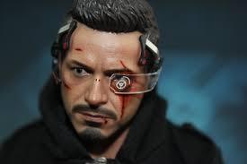 Tony Stark A Review Of The Toys U2013 Tony Stark U2013 U0027the Mechanic U0027 Figure