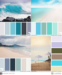 Decorating Ideas For Bathrooms Colors Colors Best 25 Beach Color Palettes Ideas On Pinterest Beach Color