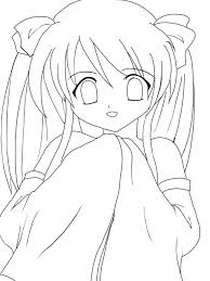 anime coloring pages anime coloring pages u2013 kids