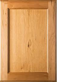 cherry shaker kitchen cabinet doors square shaker style cherry cabinet door w flat panel