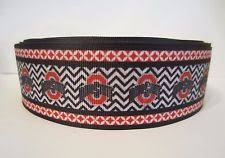 ohio state ribbon single sided grosgrain ribbons ribboncraft 1 1 2 width ebay