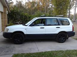 modified subaru forester off road 2002 subaru forester off road news reviews msrp ratings with