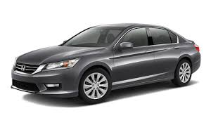 the 2015 honda accord ex l four cylinder or v6
