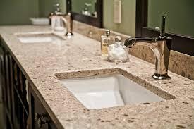 Best Bathroom Countertops Bathroom Colors  Countertops - Quartz bathroom countertops with sinks