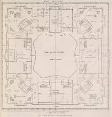 Floor Plan Of A Bakery by File La Tour Eiffel Plan Du Premier étage Jpg Wikimedia Commons
