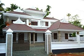 kerala style luxury 4 bedroom villa for sale in ernakulam