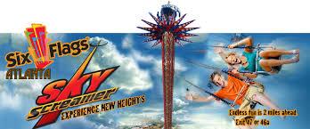 Six Flags Atl Mcj 144 U2013 Six Flags Bilboard Ads Nathan Talbot