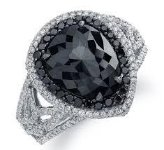 black diamond engagement rings for women luxury black diamond engagement rings meaning