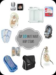 Top 10 Must Baby Items by Our Top 10 Must Baby Items Frugal Fanatic