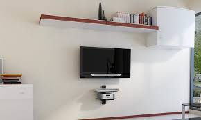 Tv Wall Mounts With Shelves Argom Tv Wall Mount Shelves Groupon Goods