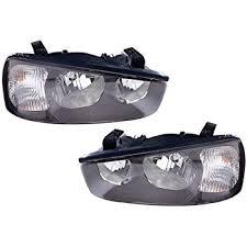 hyundai elantra 2005 headlight bulb amazon com hyundai elantra replacement headlight assembly 1