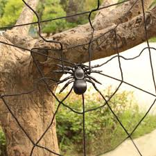 giant spider decorations for halloween interior halloween decorations spider web with trendy halloween