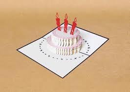 birthday pop up card a simple birthday card pop up cards