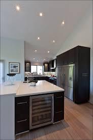 kitchen wine refrigerator island with wine rack avanti