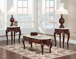 french provincial coffee table set antique recreations