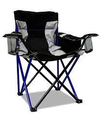 Oversized Red Chair Amazon Com Caravan Sports Elite Quad Chair Black Sports