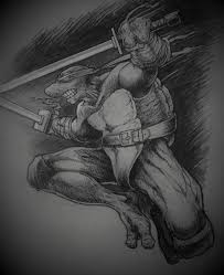 leo sketch to photoshop render virily