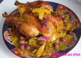 la cuisine aux images tajine poulet aux olives toute la cuisine que j aime
