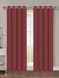 Purple Thermal Blackout Curtains by Twilight Thermal Blackout Grommet Panel U2013 Marburn Curtains